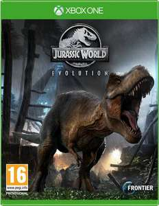 Jurassic World Evolution Xbox One @Microsoft Store