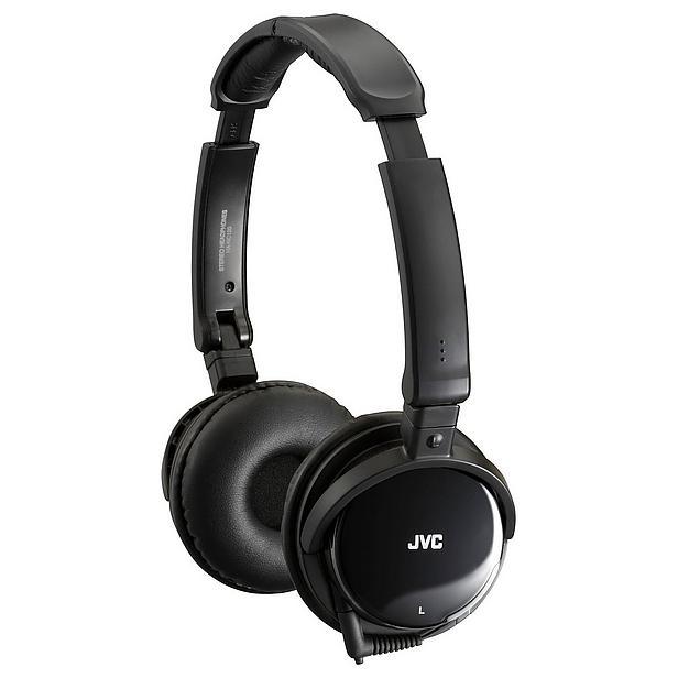 JVC HA-NC120 On-Ear koptelefoon voor €35 @ Wehkamp