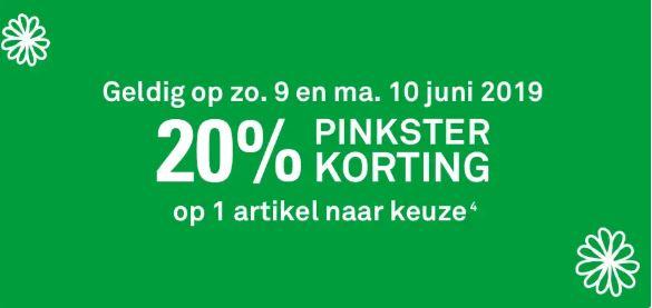 20% Pinksterkorting (ook Hue) @Karwei