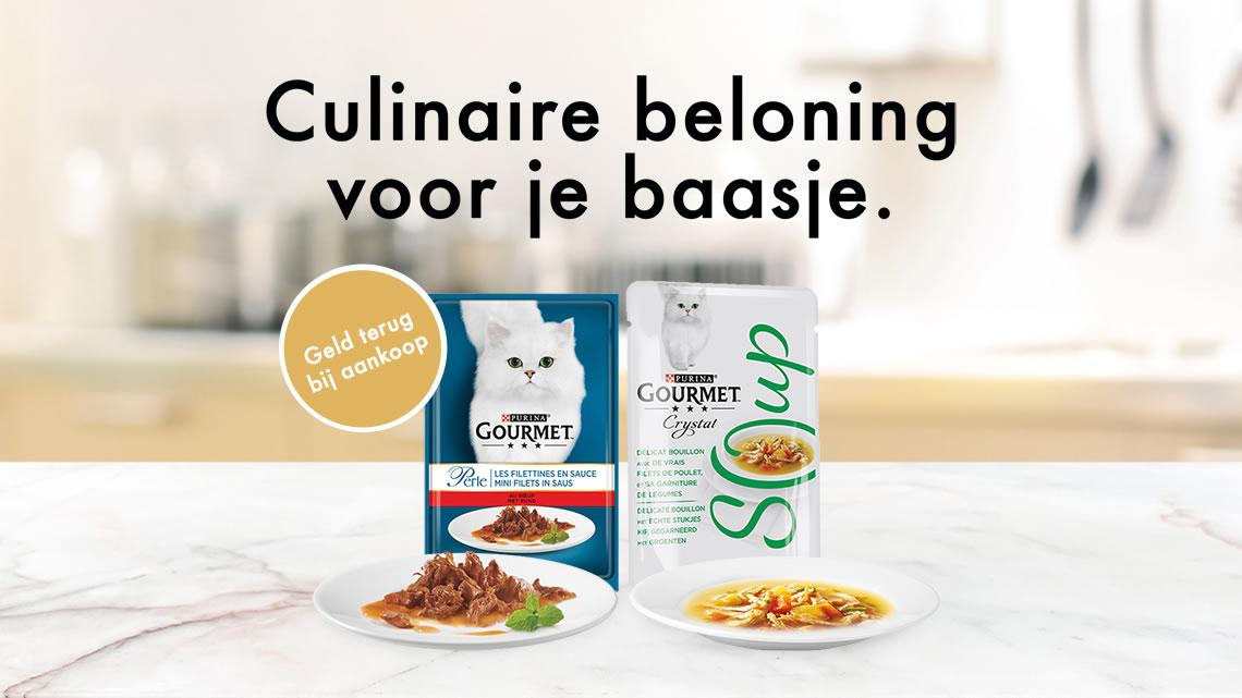 Cashback Gourmet Perle / Crystal Soup (4-pack) t.w.v. €2,99