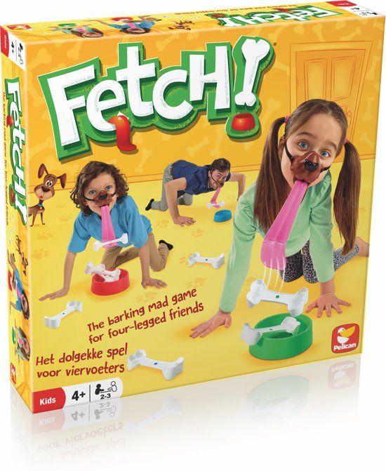 Het Spel Fetch! voor €5,89 @bol.com