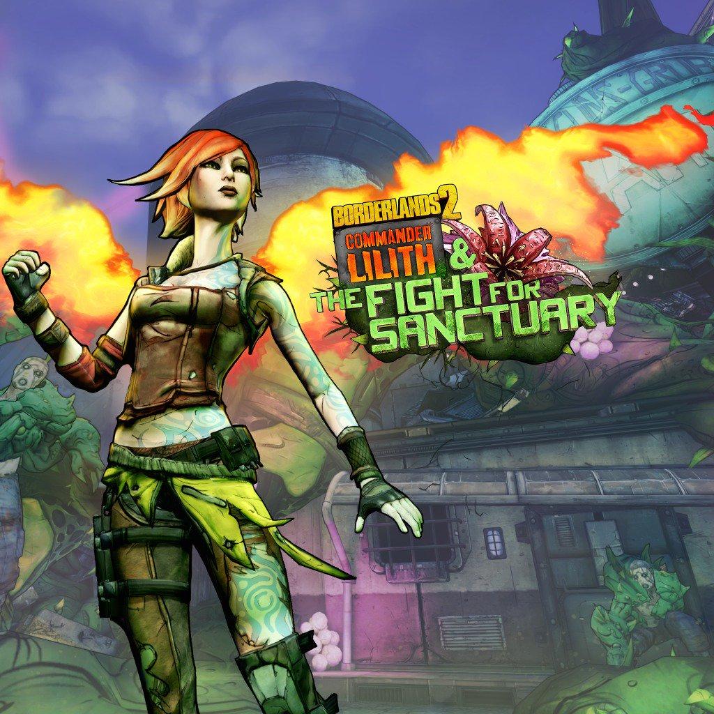 Borderlands 2: Commander Lilith & the Fight for Sanctuary DLC tijdelijk gratis (PC/XB1/PC)