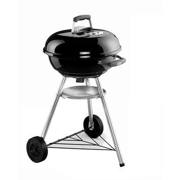 Weber Compact Kettle houtskoolbarbecue metaal zwart ø 47 cm @Gamma