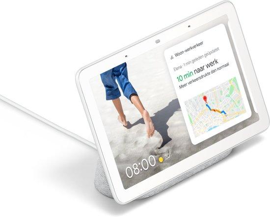 Google Nes Hub + Google Mini Alleen de Witte variant