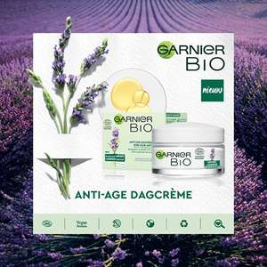 Gratis sample van Garnier bio anti-age dagcreme (via Facebook)