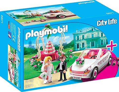 Playmobil City Life Trouwpartij (6871) @Amazon.de