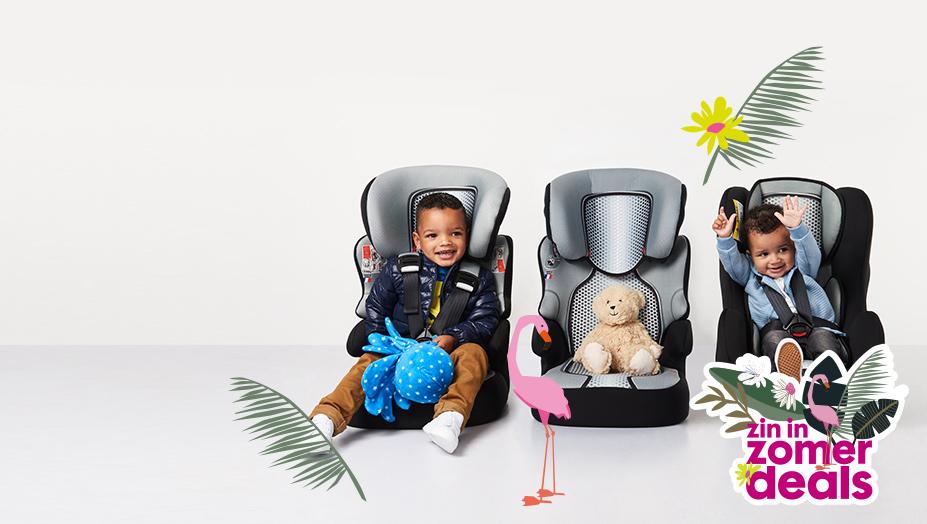 30% korting op autostoeltjes bij HEMA