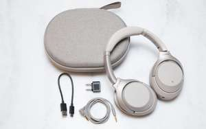 Sony WH-1000XM3  Noise Cancelling Silva