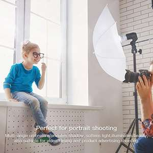 ESDDI Professionele fotostudio-set 2.6M x 3M/8.5ft x 10ft achtergrondondersteuningssysteem
