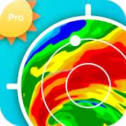 (Google Play) Weather Radar Pro van 4,49€ nu gratis