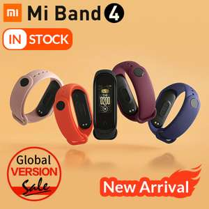 Miband 4 Global Version @Aliexpress