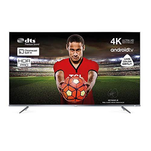 50 inch 4K TCL SmartTV met Android TV (levering enkel Duitsland)