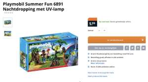 Playmobil 6891 nachtdropping met uv lamp
