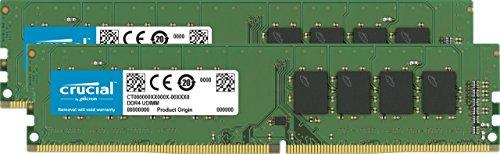 Crucial 16GB Kit (2 x 8GB) DDR4-3200 UDIMM @Amazon.de