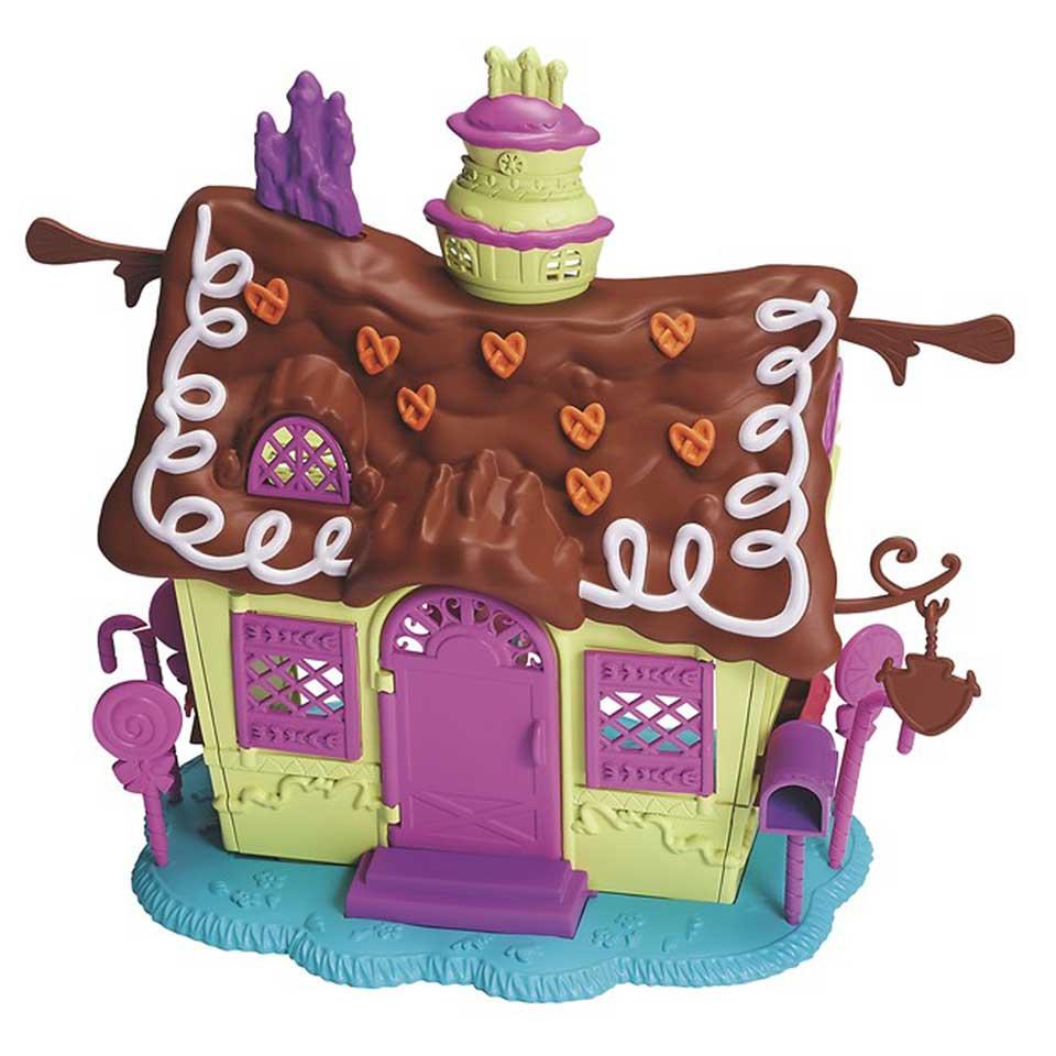 My Little Pony Pinkie Pie speelhuis voor €10,98 @ Blokker
