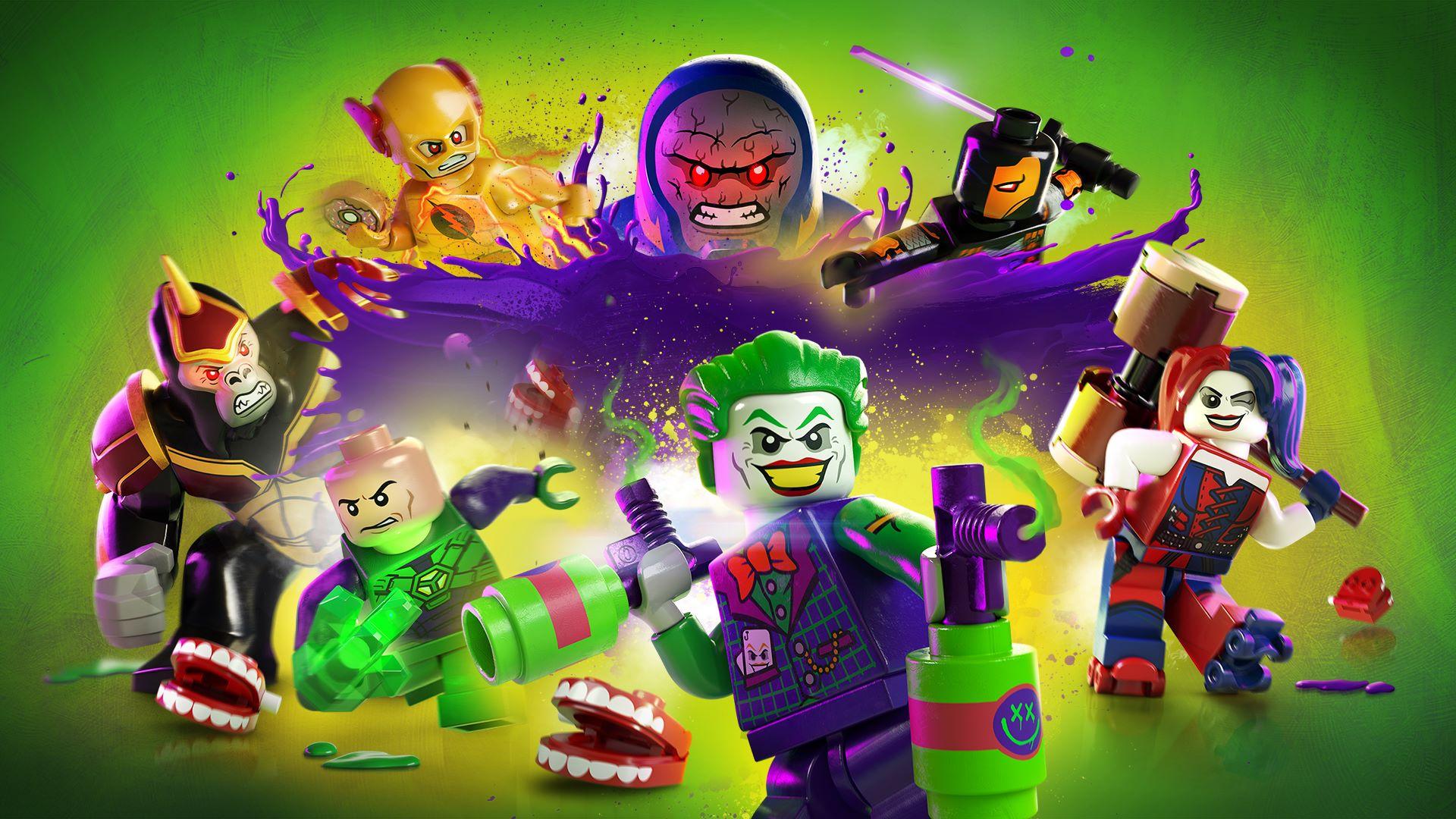 LEGO® DC Super-Villains (Xbox Live Gold) gratis speelbaar tot 16 juni