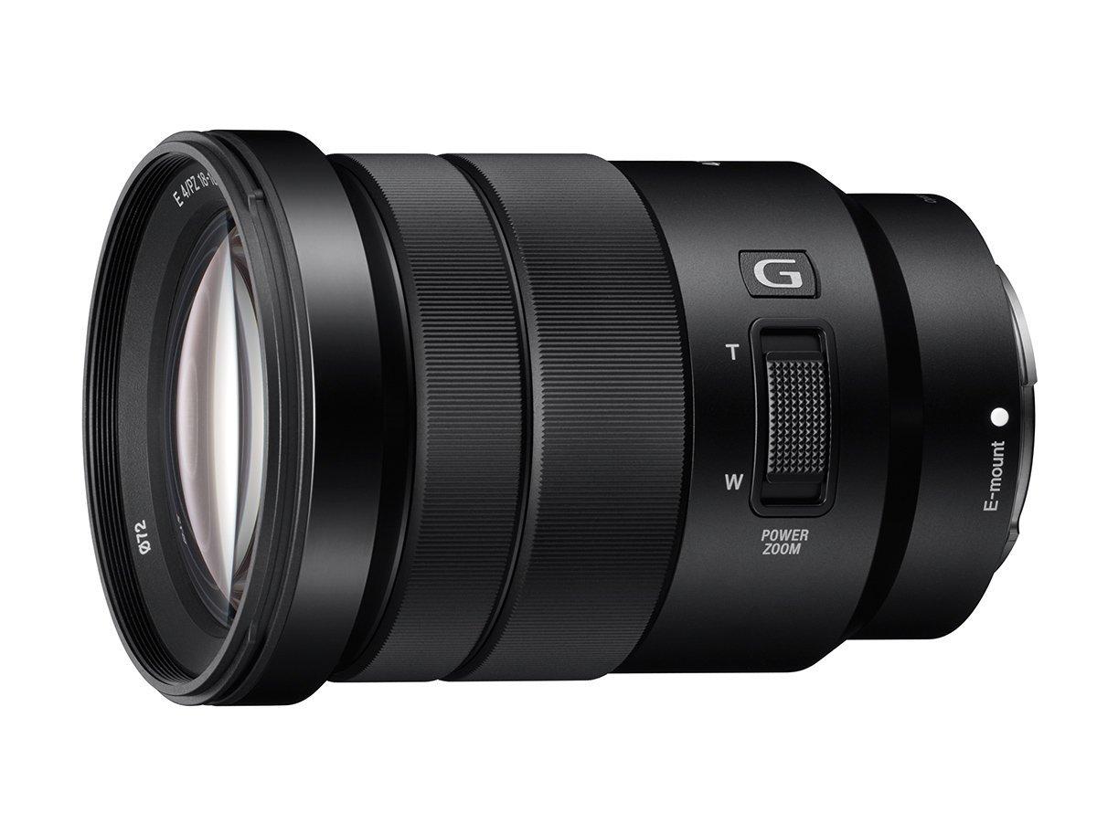 Sony A E PZ 18-105mm F4 G OSS
