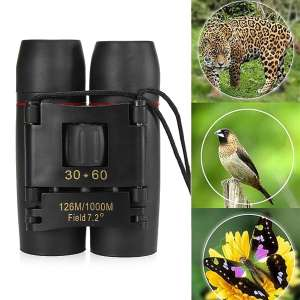 IPRee® 30x60 Folding Binocular HD Red Coated Film Len