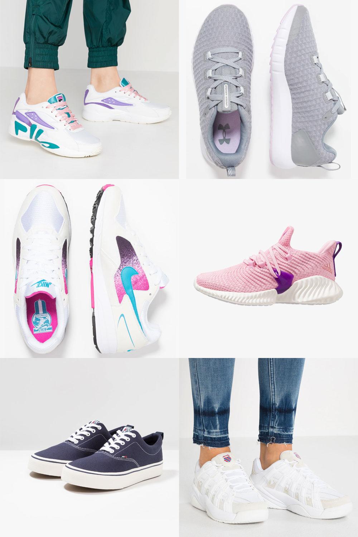 Ruime keuze merk sneakers -60% - dames // heren // kids @ Zalando