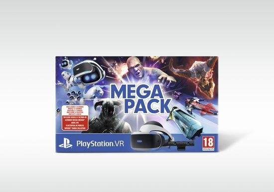 Sony Playstation VR Mega Pack