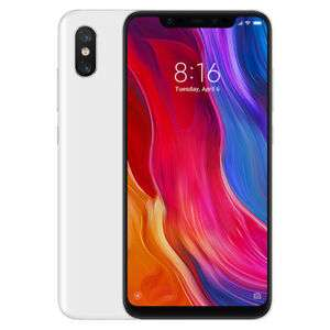 Xiaomi Mi 8 6GB 128GB Wit EU version @Ebay.de