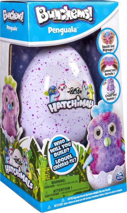 Bunchems Hatchimals Theme Kit - Knutselpakket