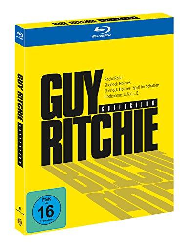 Guy Ritchie Collection (4x Blu-ray) @ Amazon.de