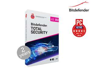 Bitdefender Total Security 2019 | 2 OF 3 Jaar | 10 Apparaten