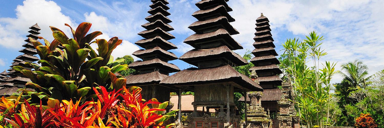 Vliegtickets Amsterdam - Bali