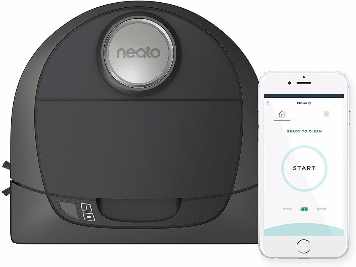 Neato Botvac D5 Connected Robotstofzuiger @ 50Five