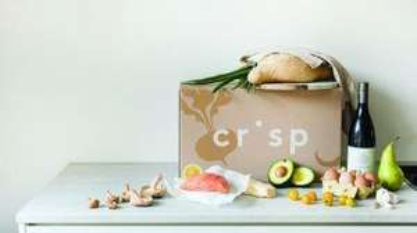 Online supermarkt Crisp 15 euro korting vanaf 35