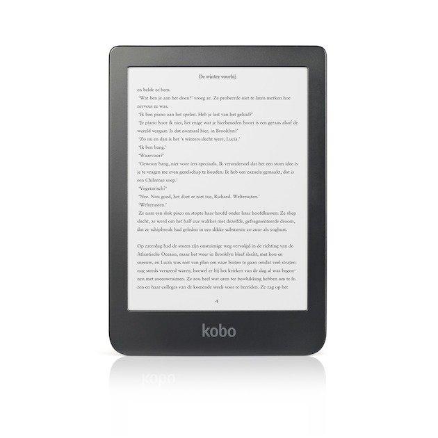 Kobo Clara HD Zwart e-reader @Expert