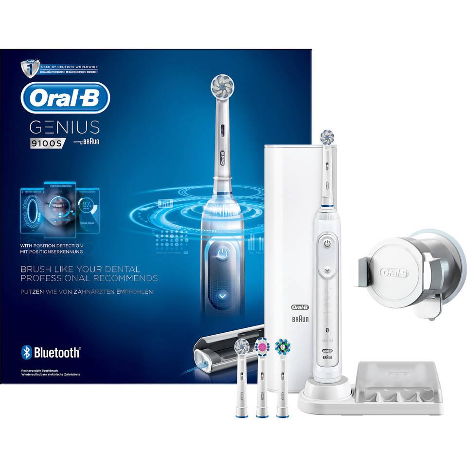 OralB genius 9100s