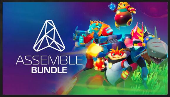 Assemble Bundle 8 steam games @Fanatical