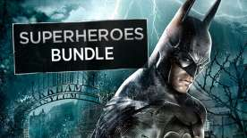 Superheroes Bundle 3 steam games @greenmangaming.com