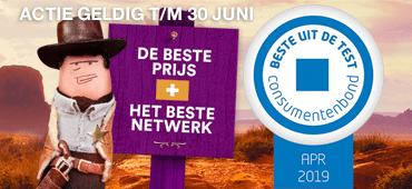 Sim Only actie Most wanted deals  vanaf €10 p maand @Simpel
