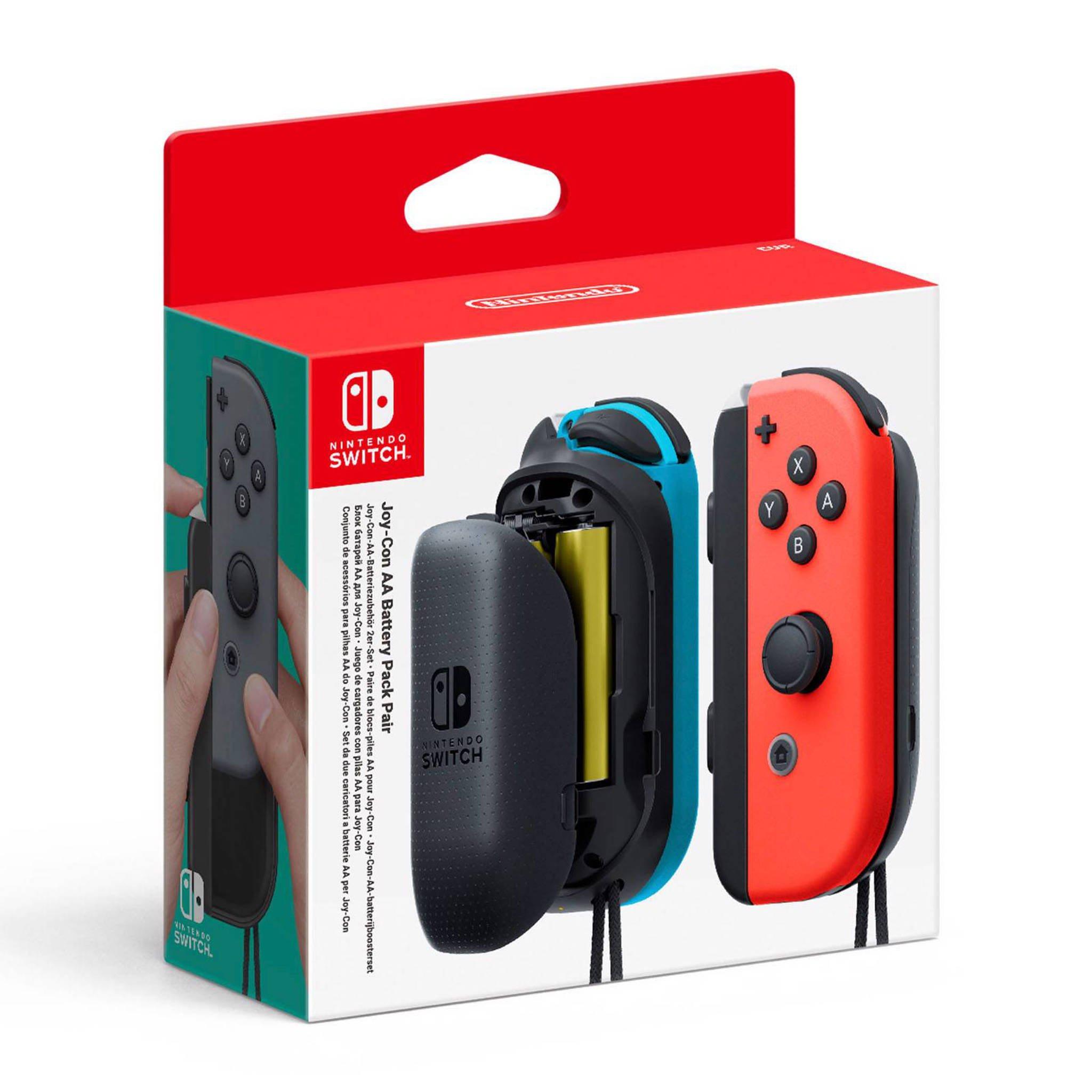Joy-Con AA Battery Pack (Nintendo Switch) voor 14,95