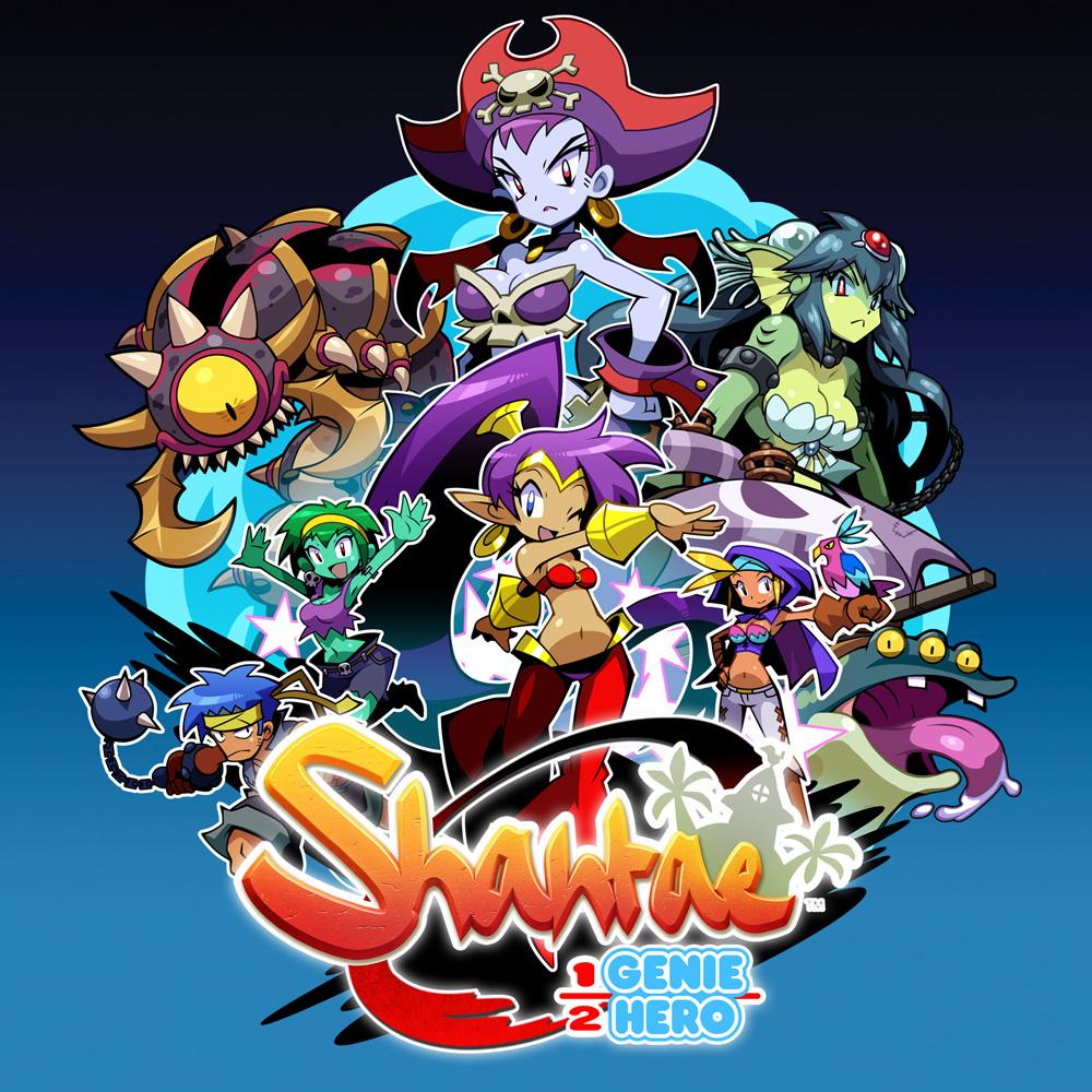 Shantae: Half-Genie Hero @nintendo.nl
