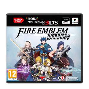 Fire Emblem Warriors 3DS -77%