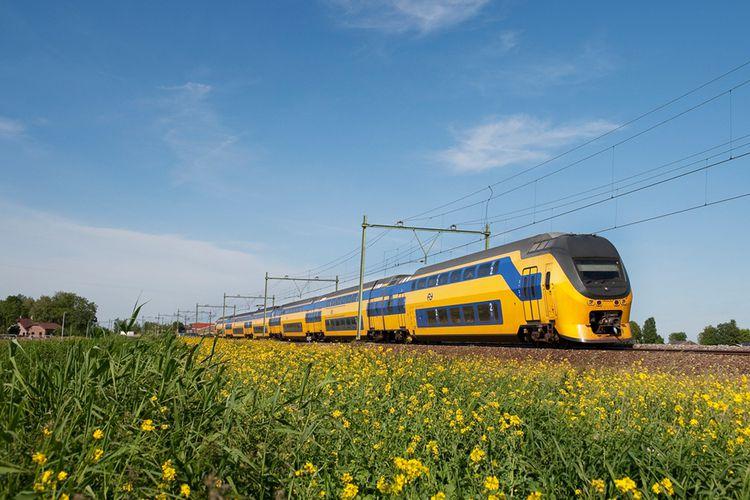 2 NS-treinkaartjes (2x enkele reis): 2 opties: za-zo en ma-zo