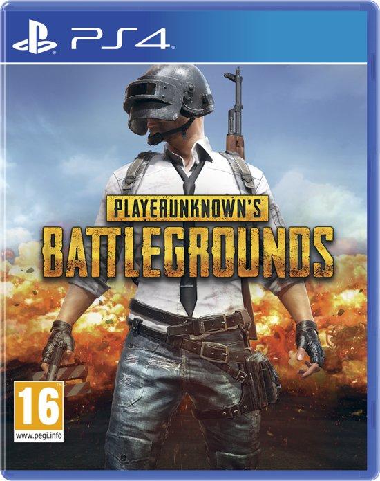 PlayerUnknown's Battlegrounds (PUBG) PS4 @Amazon.co.uk