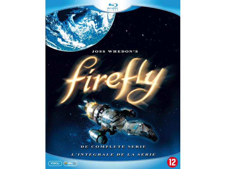 Firefly - Complete Serie Blu-Ray voor €15 @ Media Markt