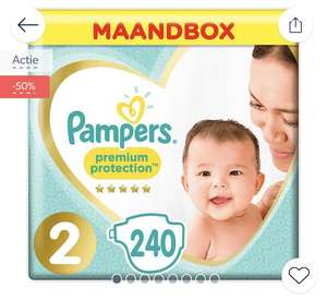 Pampers maat 2&3 extra korting!! 0,096 & 0,147 p.s.