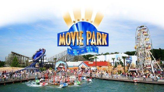 Ticket movie Park Germany  ook in de zomervakantie geldig@tripper