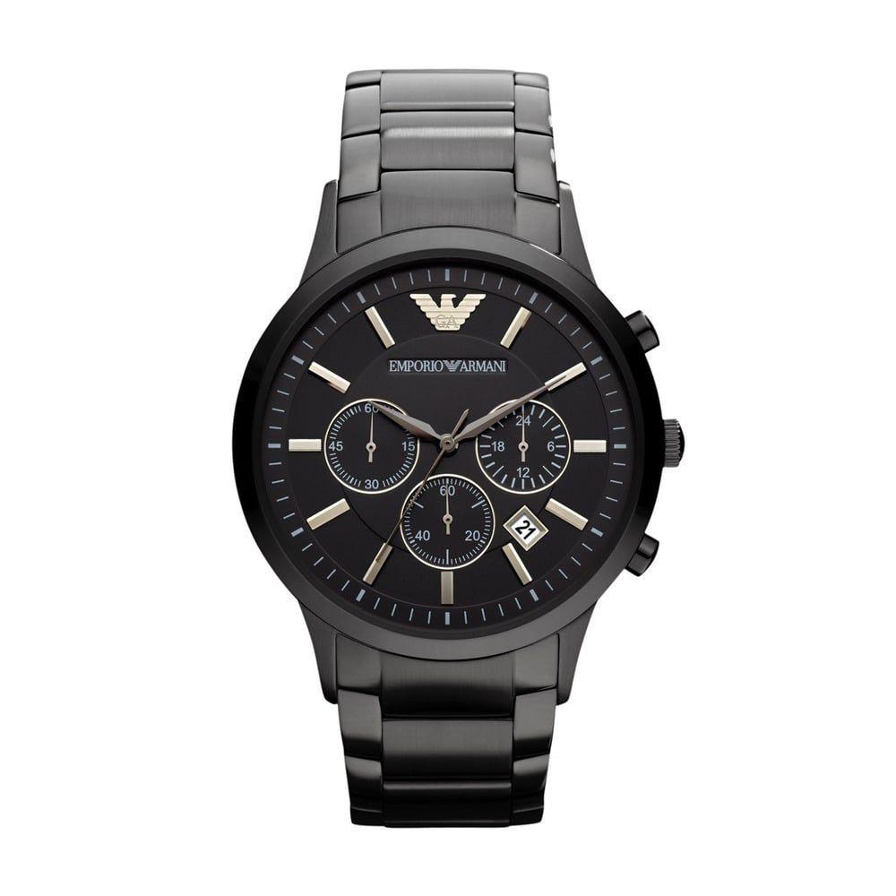 Emporio Armani Heren Horloge AR2453 + geldig certificaat van echtheid@tripper