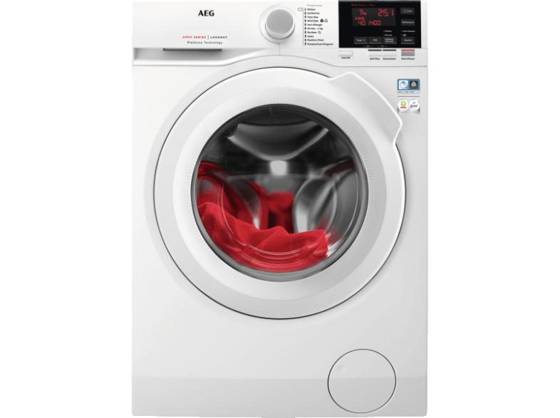 AEG L6FBN84GP wasmachine @ Media Markt