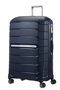SAMSONITE Flux Spinner 75/28 zwart/blauw @ Amazon.de