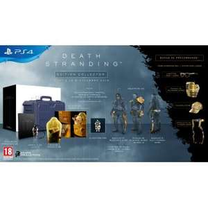 [Grensdeal BE] Death Stranding - Collector's Edition @ Fnac
