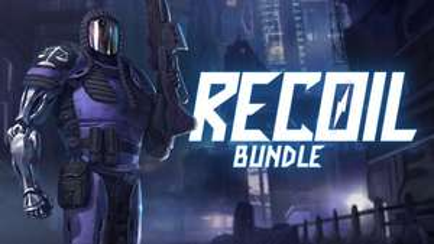 Recoil Bundle 12 steam games @Fanatical