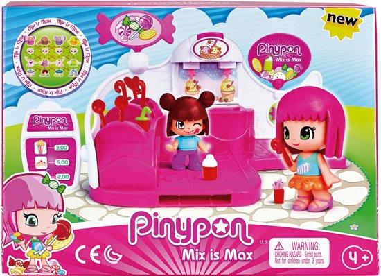 Pinypon Snoepwinkel / Cinderella Koets voor €3,99 @ Bol.com